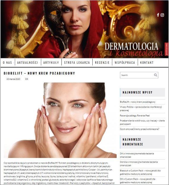 Dermatologia i kosmetologia